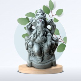 Eco-Friendly Ganesha (6 Inchs)