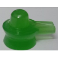 Synthetic Green Shivalingam