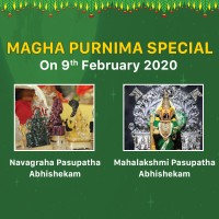 Magha Purnima Special on 9th February 2020