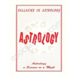 Fallacies in Astrology, ( Books by Prof.B.J.Rao (Father & Guru of Smt.Pavani Devi))