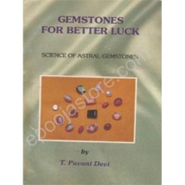 Germstones For Better Luck ( Book By Smt.T.Pavani Devi )