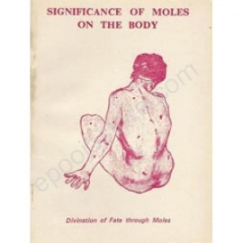 Significance of Moles on the Body ( Book by Prof.B.J.Rao (Father & Guru of Smt.Pavani Devi))