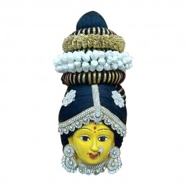 Decorated Ammavari Face - 1