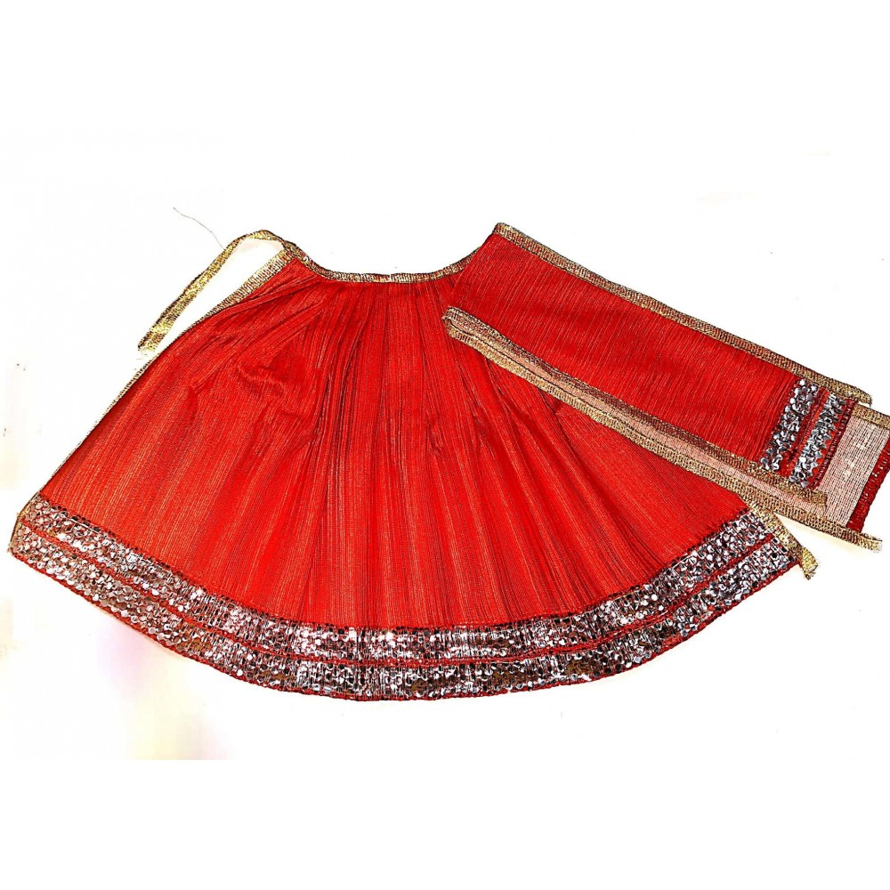 Ammavari Vastralu (Red Colour)