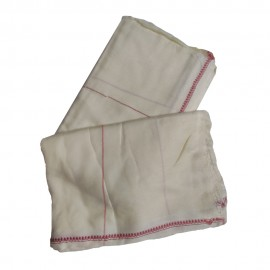 Dhothi (Coral-Pink Colour)