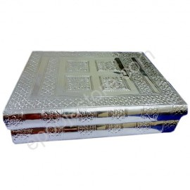 Jewellery Box (Meenakari Silver)