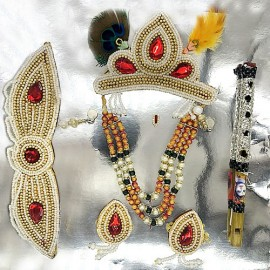 Little Krishna Costume Accessories
