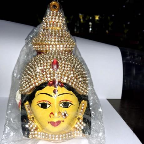 Ammavari Face (Stones Work)