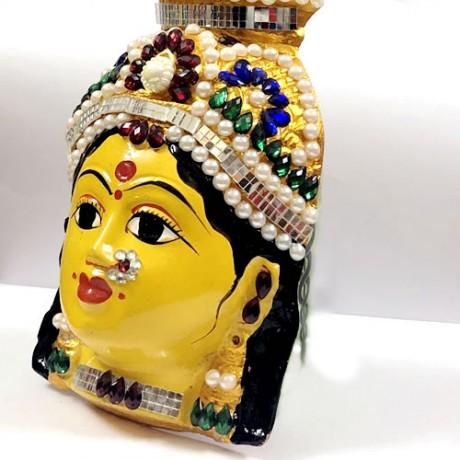 Ammavari Face (Kundan Work)