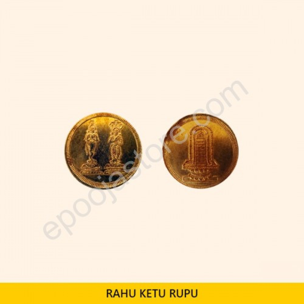 Rahu Ketu Rupu (Copper)