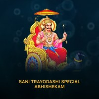 Sani (Saturn) Trayodashi Special Abhishekam on (28th November 2020)