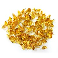 Golden Flowers For Lakshmi Devi (108 flowers)