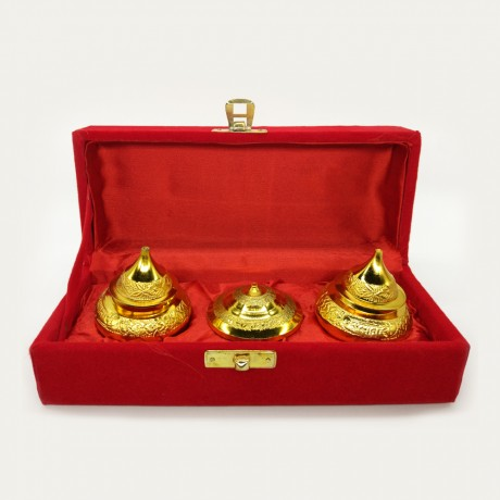 Kumkuma Bharani Set (3 Pieces)