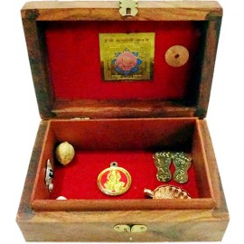 Lakshmi Cash Box (Small)