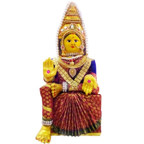 Varalakshmidevi  Idol Set