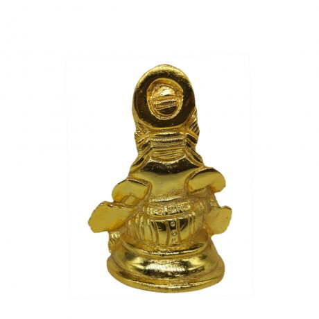 Lord Kubera Brass Idol - Big