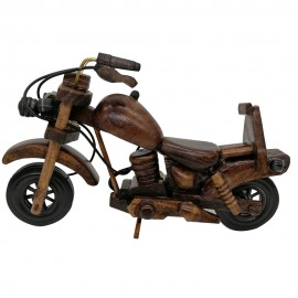 Handicraft Wooden Bike