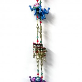Handicraft Elephant Wall Hanging