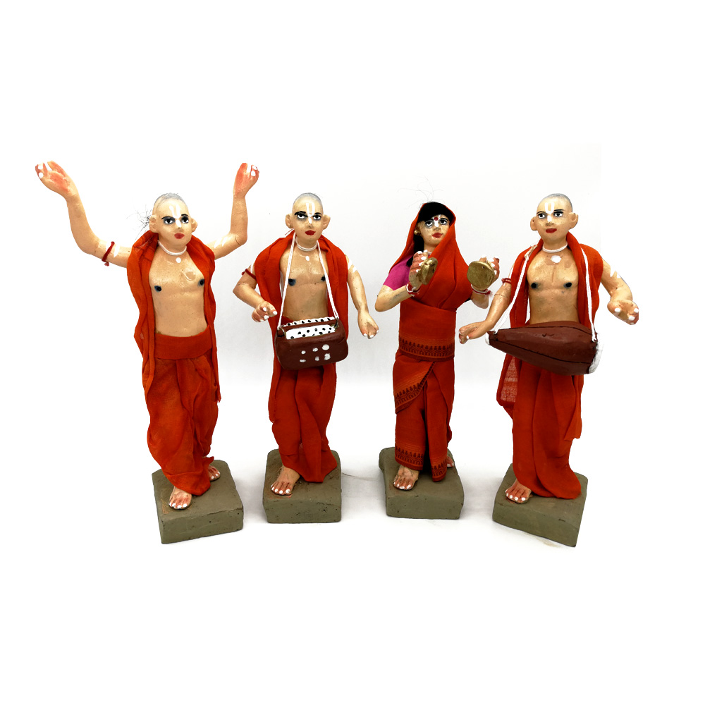 Handicraft Hare Ram Set