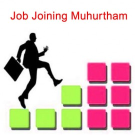 Job Joining Muhurtham
