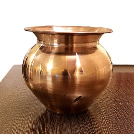 Copper Kalasham(Small)