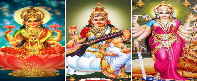 IMPORTANCE OF FEMALE DEITIES IN HINDUISM